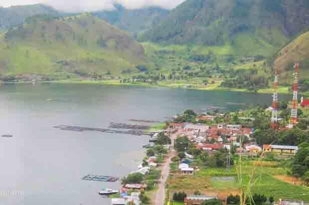 desa tongging kabupaten karo