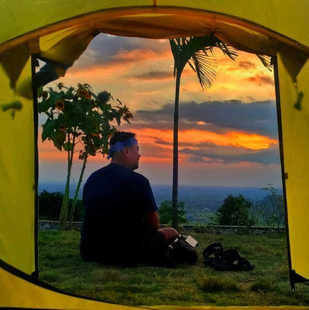area camping watu tapak