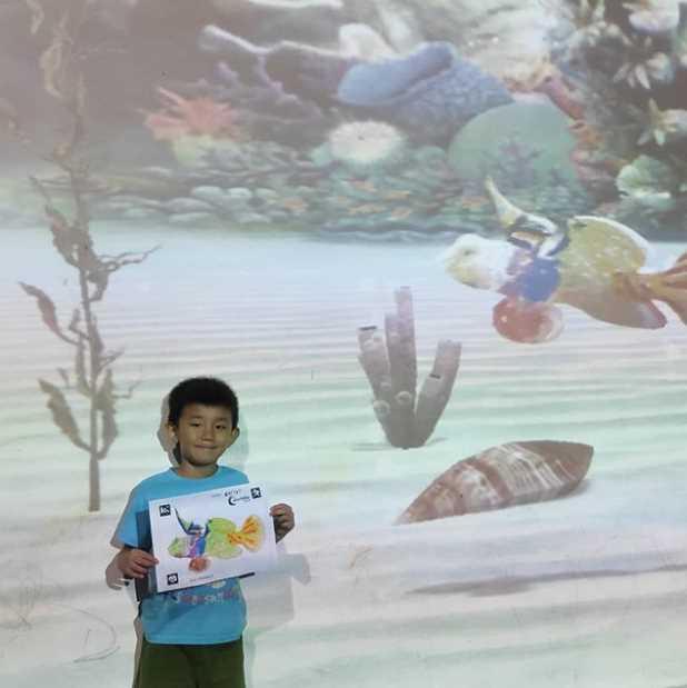 magic aquarium seaworld ancol