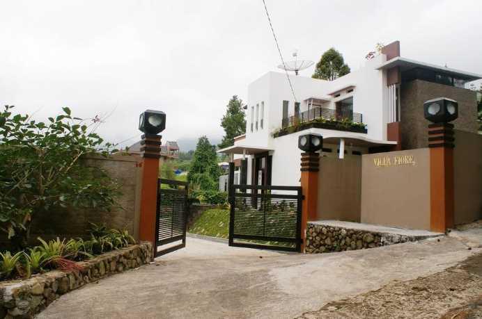 Villa Fiore Puncak villa di puncak